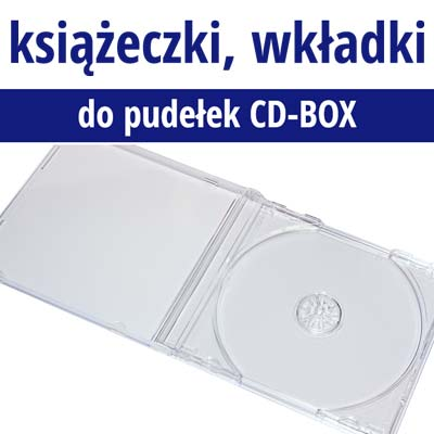 do pudełka CD-BOX